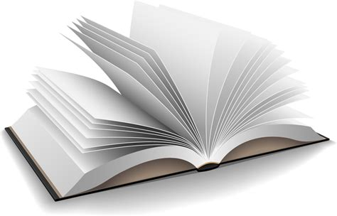 pictures of an open book 3d open book illustration free vector