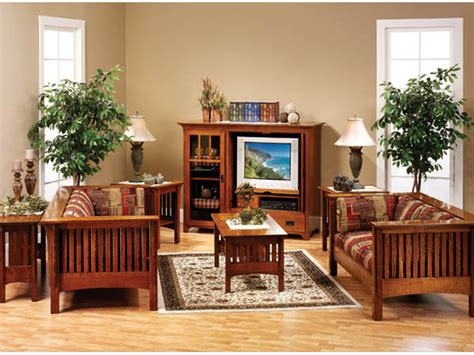 mission style living room chairs mission style decorating idea homesfeed
