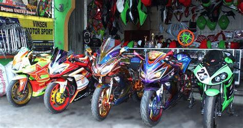 Bengkel Modifikasi Motor by Alamat Bengkel Modifikasi Motor Di Bogor Terlengkap