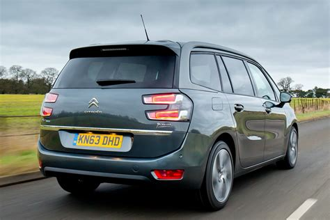 Citroen Price by Citroen Prices New Seven Seater Grand Picasso For Uk