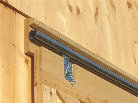 track for barn door barn door construction how to build sliding barn doors