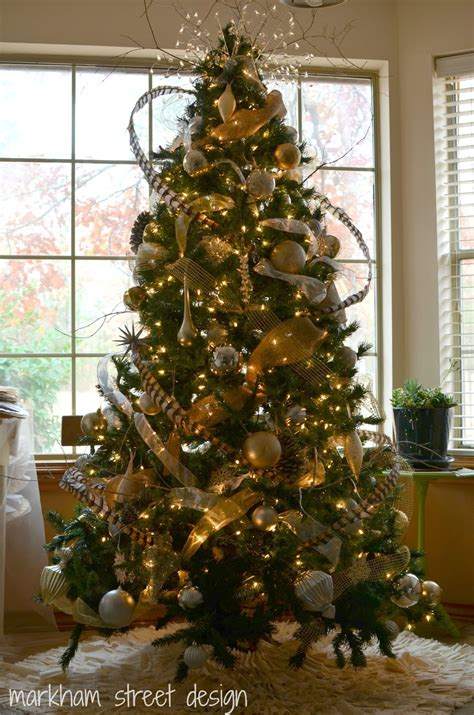 rustic decorated trees orr interiors rustic glam tree