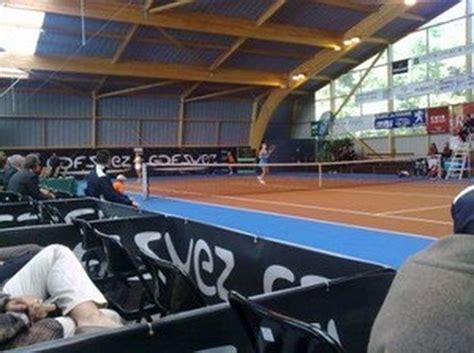 salle de tennis couvert de joue les tours par morin rouchere