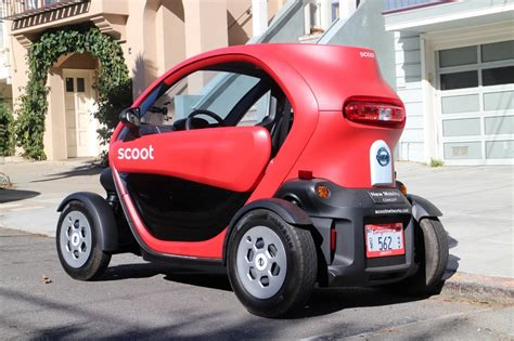 Renault Twizy Usa by Image Scoot Nee Renault Twizy Tested In San