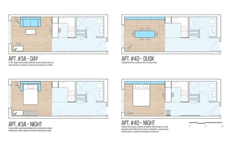 micro apartments floor plans new york will see its prefabricated micro