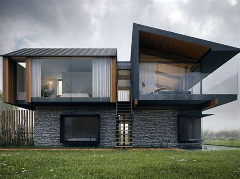 modern house blueprints modern house design