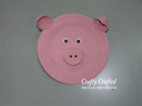 Pig Crafts For Toddlers