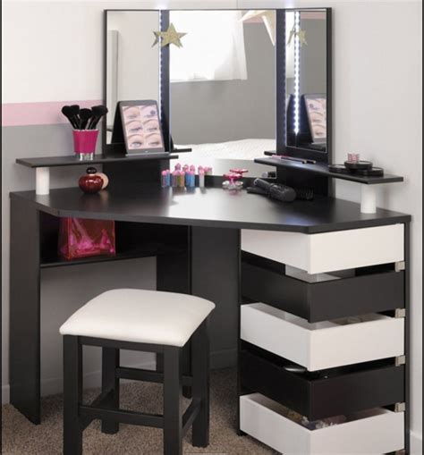 design of dressing table for bedroom 15 small corner dressing table designs with mirror cool ideas