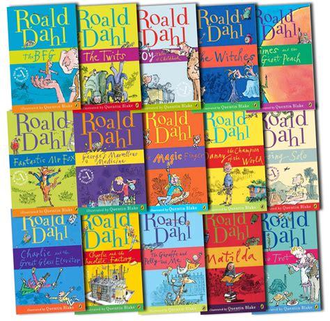 roald dahl pictures of his books roald dahl books