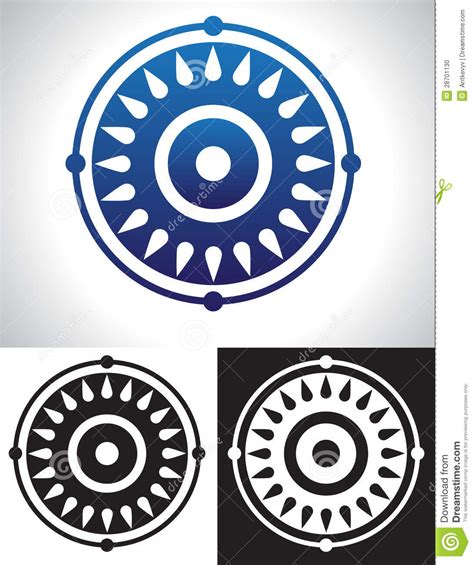 mandala symbolism stock photo image 28701130