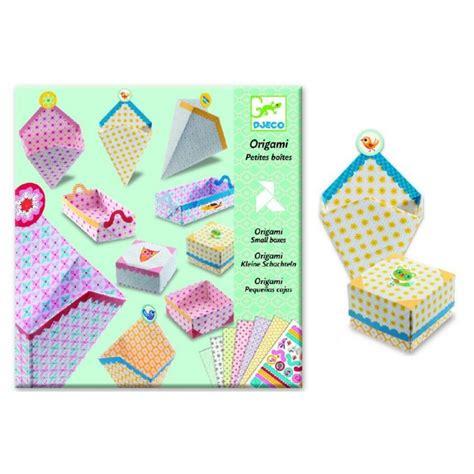 djeco origami djeco 08774 origami pudełeczka sklep zabawkowy kimland pl
