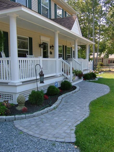front patio design best 25 front porches ideas on southern homes