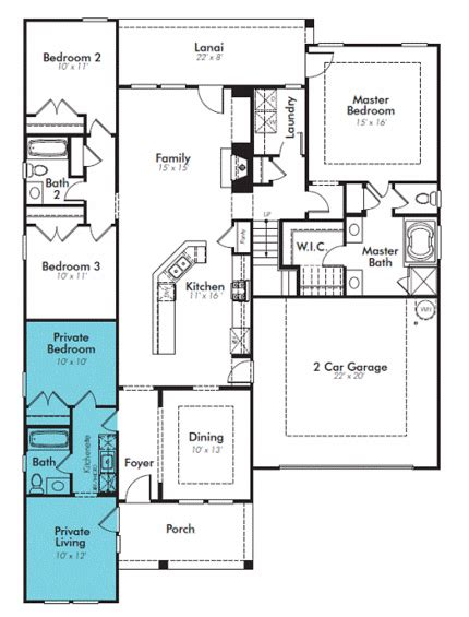 home within a home floor plans trend in house design quot a home within a home