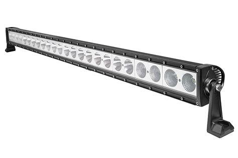 led light bar spot 50 quot road led light bar with spot flood combo beam