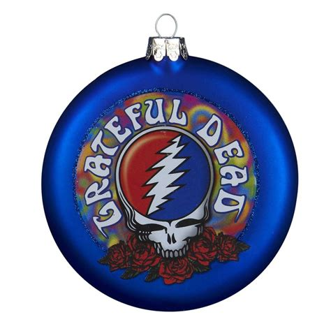grateful dead ornaments grateful dead collectible 2014 kurt adler your