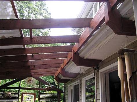 attaching pergola to roof pergola design ideas attaching pergola to house most