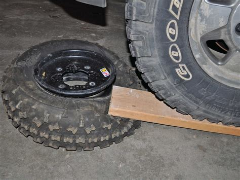 breaking the bead on a tire 2013 tech tips improvising maintenance and repair with