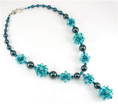 simple beaded necklace designs simple seed bead necklace patterns images