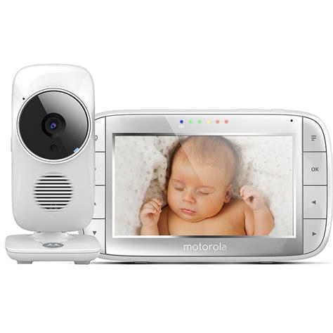 camaras de vigilancia para bebes motorola mbp 48 c 226 mara de vigil 226 ncia para beb 233 s 5 quot branca