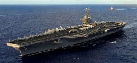 les etats unis envoient un porte avions d 233 fier la chine en mer de chine m 233 ridionale r 233 seau