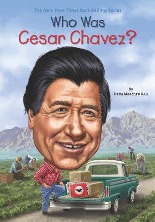 cesar chavez picture book who was
