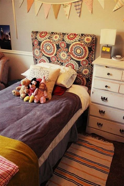 diy pillow headboard 21 diy headboards to fall in bed for