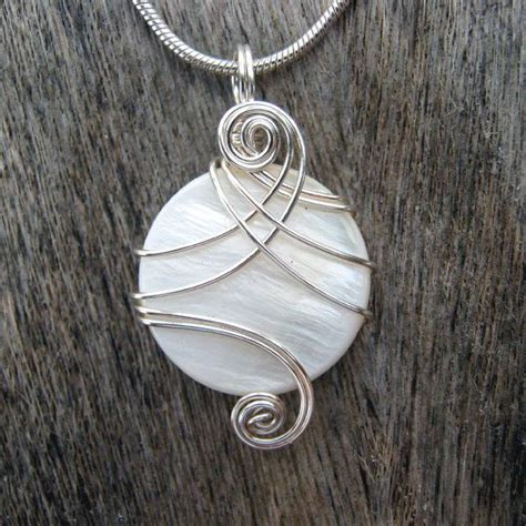 what is wire wrapping in jewelry 25 unique wire wrapped pendant ideas on wire