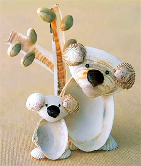 craft projects with shells 40 beautiful and magical sea shell craft ideas bored