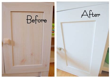 spray painting laminate cabinets you can paint laminate furniture doing this to our