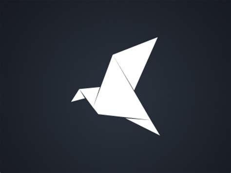origami bird logo 34 best images about bird design on origami