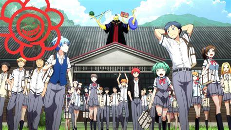 assassination classroom assassination classroom all the anime
