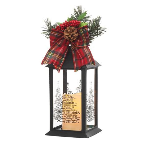 Blinds For Bow Windows Ideas home accents holiday 13 in black plastic lantern with