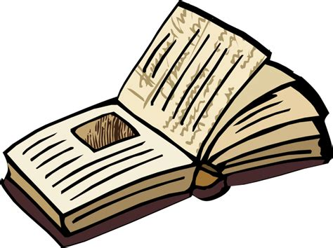 picture of an open book clip best open book clipart 17928 clipartion