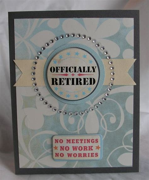 ideas for retirement cards to make 138 best images about retirement on