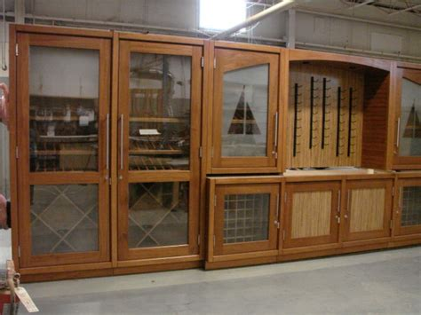 vigilant woodworks 187 vigilant woodworks provides custom wine cabinets for