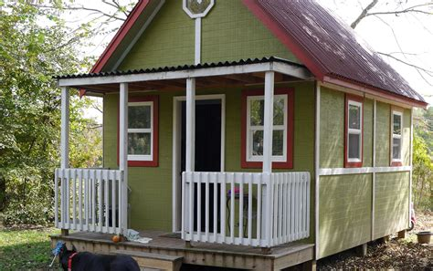 small house in 192 square foot home for two small house living tour in