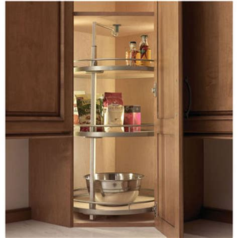 lazy susans for kitchen cabinets lazy susans for and wall cabinets kitchensource