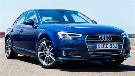 Audi 4 0 Tfsi by Audi A4 2 0 Tfsi Quattro S Line 2016 Review Carsguide