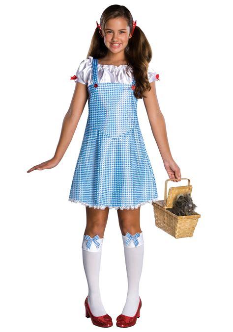 dorothy of oz dorothy tween costume