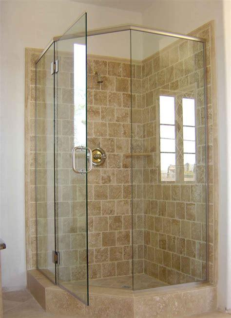 bathroom glass shower ideas corner shower units homesfeed