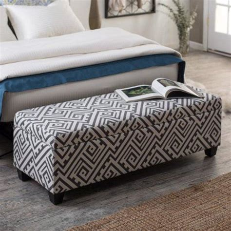 storage ottoman bench bedroom 10 beautiful storage ottoman bench ideas for the bedroom