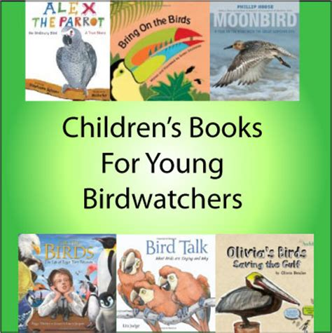 bird picture books bird books for science books for