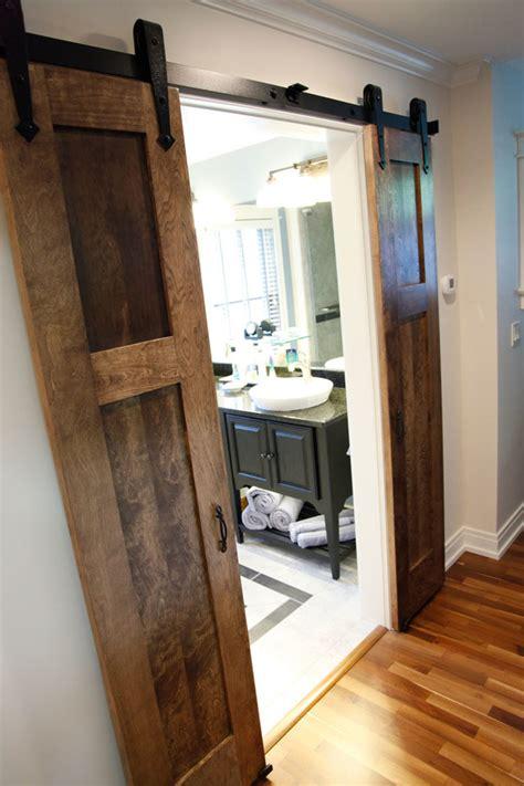 barn door ideas for bathroom bathroom barn door bedroom farmhouse with attic ceiling barn doors beeyoutifullife