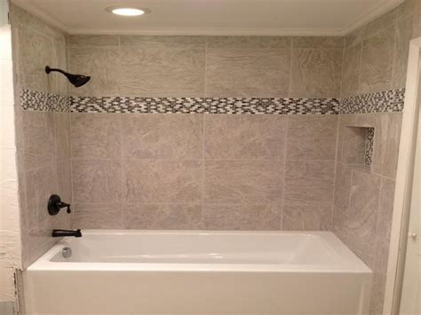 tubs and showers for small bathrooms 1000 ideas about tub tile on tub remodel