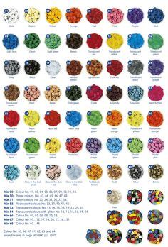 perler bead color chart the beadsprites forum perler and hama color charts h