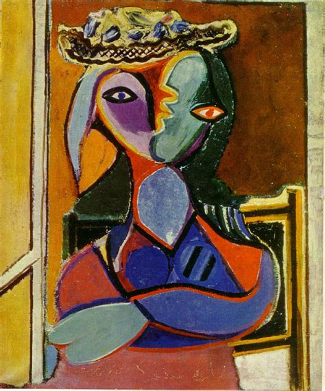 picasso paintings meaning picasso femme assise seated 1936 in high