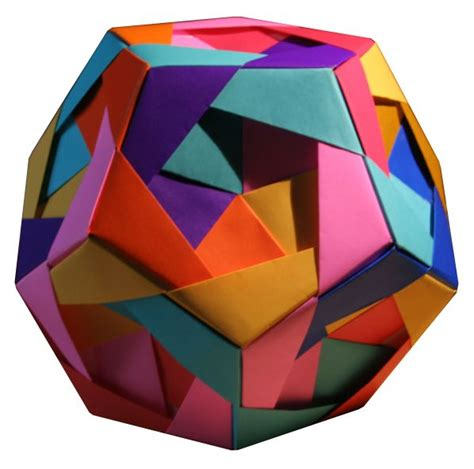 origami sphere easy 25 best ideas about origami on paper