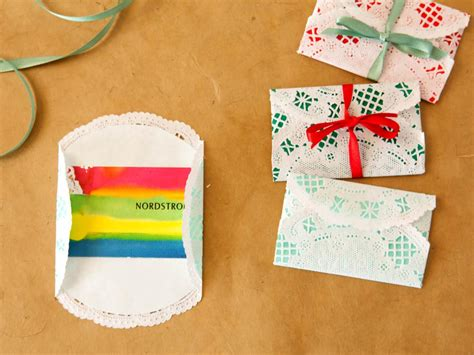 how to make gift card how to wrap gift cards for how tos diy