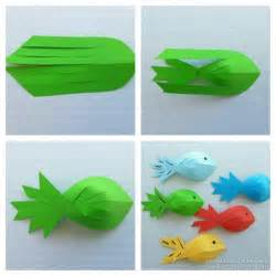 paper craft fish 17 best ideas about paper fish on paper