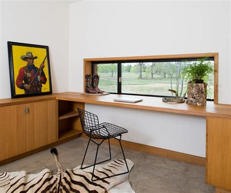modern built in desk built in desk ideas for your own workspace in home